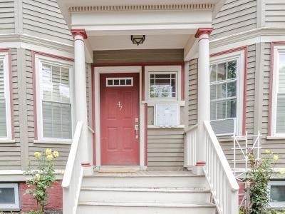 Cambridge Condo/Townhouse For Sale: 47 Sacramento St #2