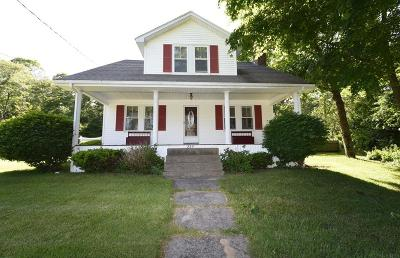 Bourne Single Family Home For Sale: 229 Old Plymouth Road