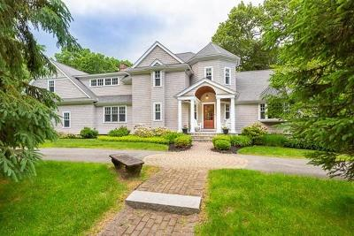 Wenham, Hamilton Single Family Home For Sale: 3 Laurel Dr