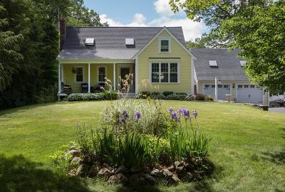 Marshfield Single Family Home Under Agreement: 88 Nantasket