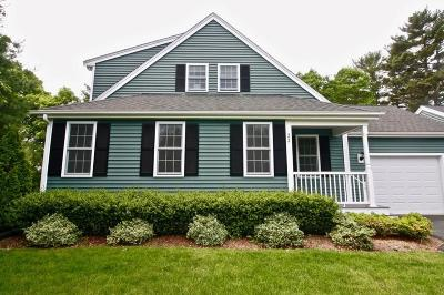 Middleboro Condo/Townhouse For Sale: 22 Elisha Drive #22