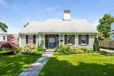 Milton Single Family Home Under Agreement: 22 Webster Road
