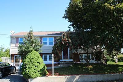 Saugus MA Single Family Home For Sale: $469,000