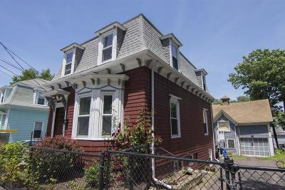Somerville Single Family Home Under Agreement: 59 Albion Street