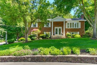Burlington Single Family Home Contingent: 39 Freeport Dr