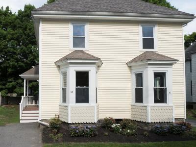 Natick Condo/Townhouse Under Agreement: 43 Walnut St. #43