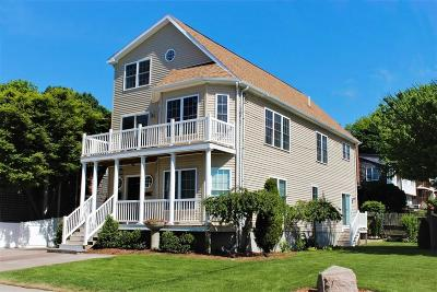 Hingham Single Family Home For Sale: 1 Beach Ln