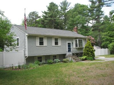 Middleboro Single Family Home For Sale: 69 Wall St