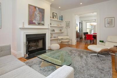 Boston Single Family Home Under Agreement: 26 Oak Street
