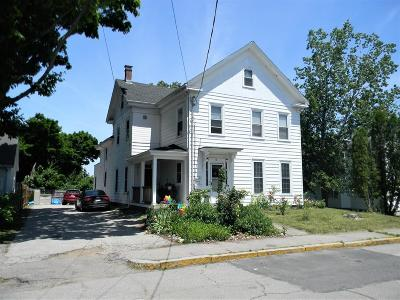 Quincy Multi Family Home For Sale: 18 1st St