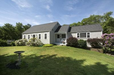 Norwell Single Family Home Under Agreement: 99 Tiffany Rd