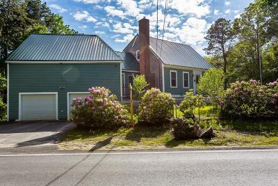 Plymouth Single Family Home For Sale: 595 Bourne Road
