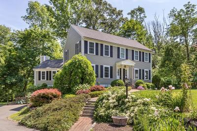 Canton Single Family Home Under Agreement: 5 Oxbow Rd