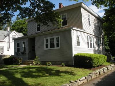 Stoughton Multi Family Home Under Agreement: 41 Warren Ave