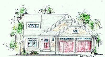 Bourne Single Family Home For Sale: Lot 22 Ridgehill Lane