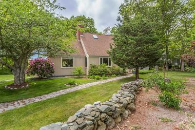 Sandwich Single Family Home For Sale: 670 Route 6a