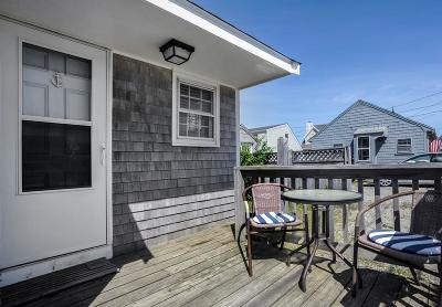 Scituate Single Family Home Contingent: 15 Julian St