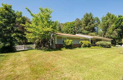 Ipswich Single Family Home Under Agreement: 281 Linebrook Road