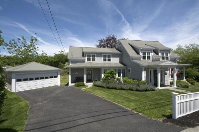 Cohasset MA Single Family Home Contingent: $1,495,000