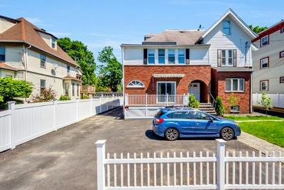 MA-Suffolk County Multi Family Home Under Agreement: 32 Sumner St