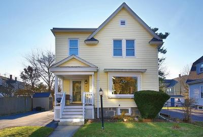 Single Family Home For Sale: 78 Knoll St