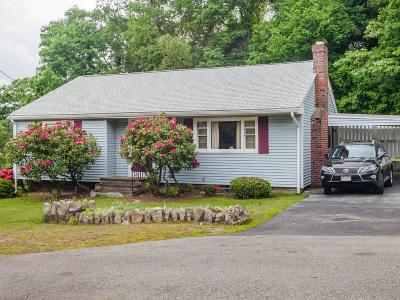 Saugus MA Single Family Home Contingent: $345,000