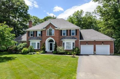 Natick Single Family Home For Sale: 55 Algonquian Dr