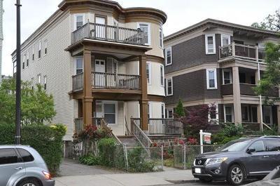Multi Family Home For Sale: 432 Washington Street