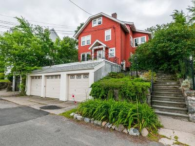 Watertown Condo/Townhouse For Sale: 15 Sunset Rd #15