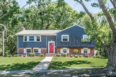 Peabody Single Family Home Under Agreement: 5 Harvard Street