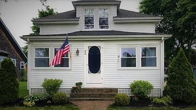 Wareham Single Family Home For Sale: 22 Great Neck Rd