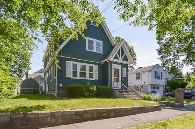 Quincy Single Family Home For Sale: 42 Shawmut St