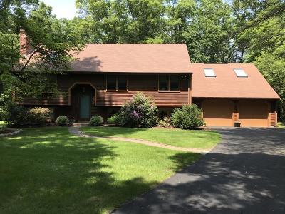 Mansfield Single Family Home Under Agreement: 153 Balcom Street