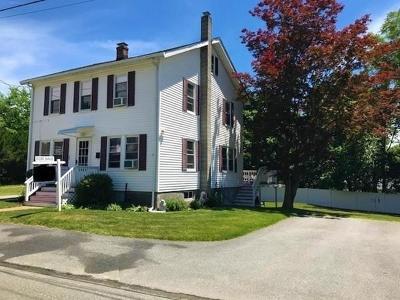 Woburn Single Family Home Under Agreement: 4 Garden Street