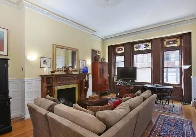 Condo/Townhouse Contingent: 132 Commonwealth Ave #4