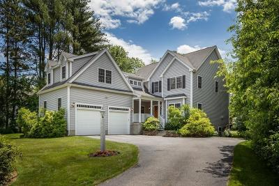 Millis Single Family Home Under Agreement: 3 Pine House Road
