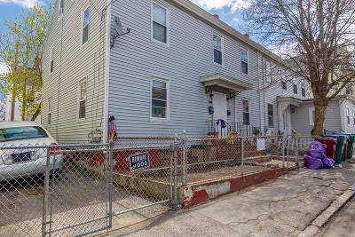 Lowell Single Family Home Contingent: 142 Concord St