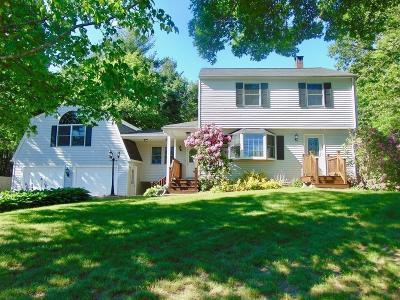 Wenham, Hamilton Single Family Home For Sale: 100 Forest Street