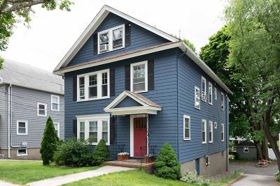 Condo/Townhouse For Sale: 86 Sanborn Ave #2