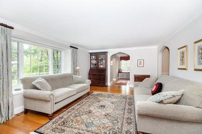 Boston MA Single Family Home Price Changed: $995,000