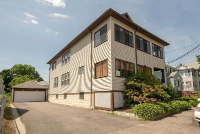 Watertown Multi Family Home For Sale: 29-31 Bromfield Street