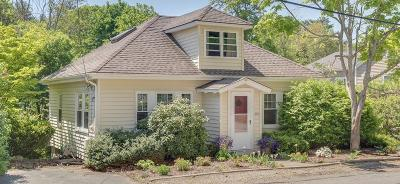 Waltham Single Family Home Under Agreement: 286 College Farm Rd