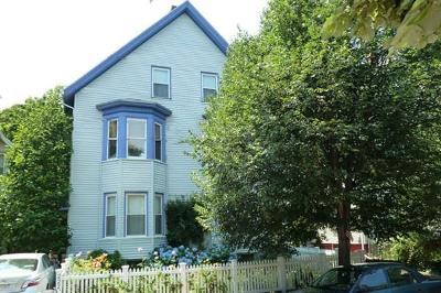 Cambridge Condo/Townhouse Under Agreement: 222-224 Chestnut Street #3