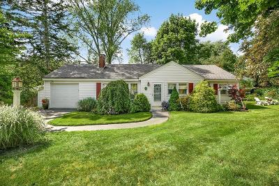 Natick Single Family Home Contingent: 4 Beaconsfield Dr