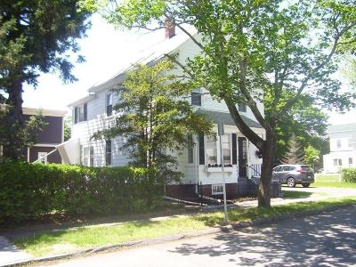 Peabody Multi Family Home Under Agreement: 2 South St
