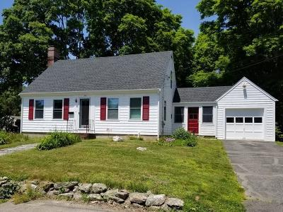 Rockland Single Family Home Under Agreement: 168 Crescent St