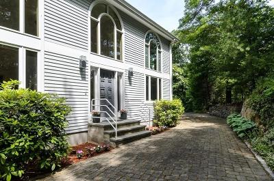 Needham Single Family Home For Sale: 499 Greendale Avenue