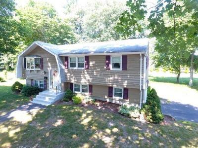 Abington Single Family Home Under Agreement: 40 Peregrine Rd.