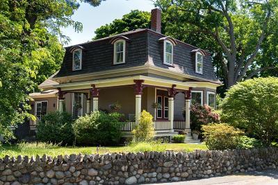 Melrose Single Family Home Under Agreement: 23 South Cedar Park