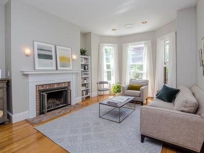 Condo/Townhouse For Sale: 377 Marlborough St #3